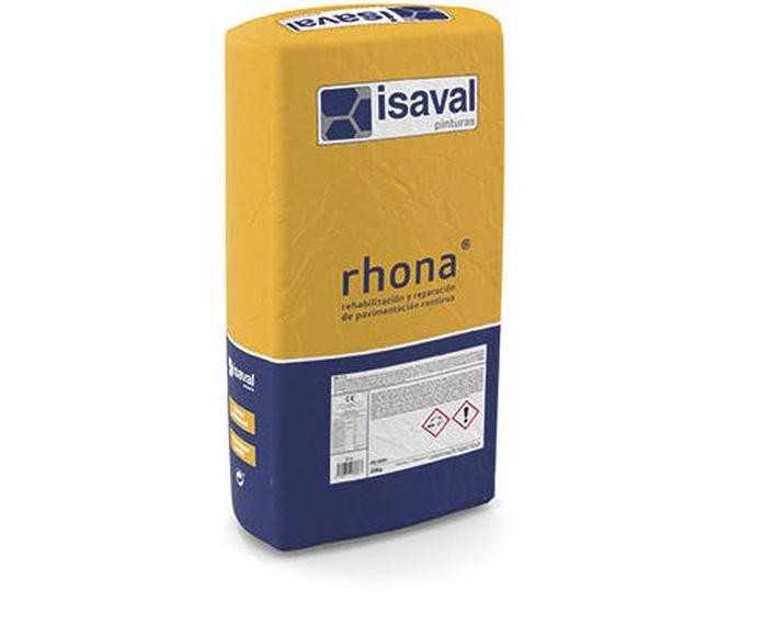 Rhona MA-420 en almacén de pinturas en ventas.