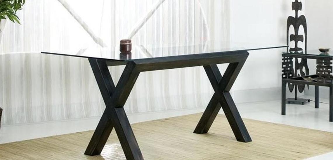 Fabricación de mesas de forja en Moralzarzal