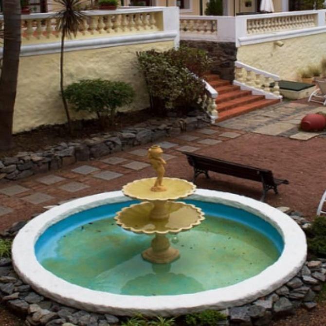 Beneficios de contar con una fuente de mármol en el patio de tu hogar
