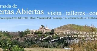Jornada de Huertas Abiertas Parque Agroecológico Soto del Grillo