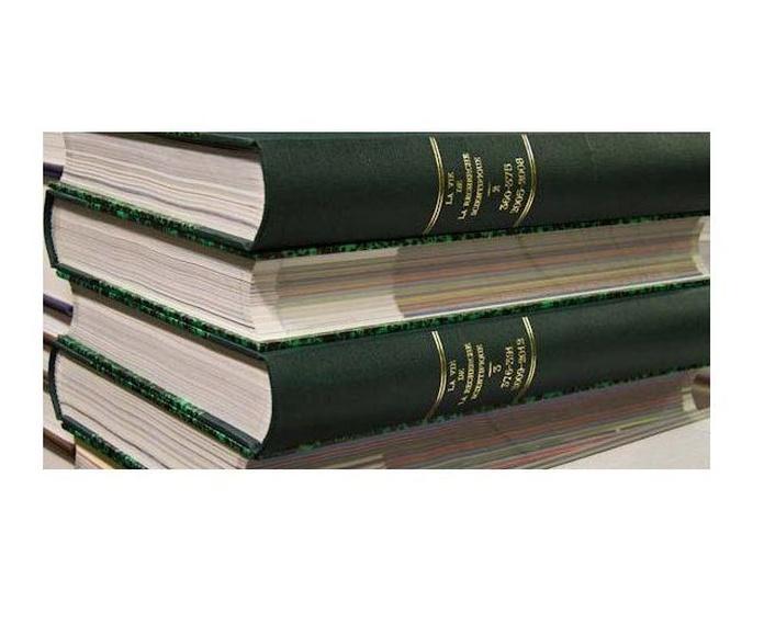 Encuadernacion tesis doctoral Asturias