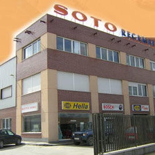 Soto Recambios, piezas para coches en Palencia