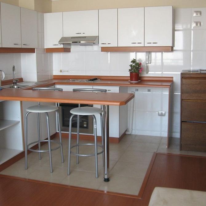 Convierte tu cocina en un lugar de reunión