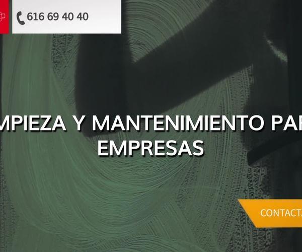 Empresa de Limpieza en Lleida/ Limpiezas pina