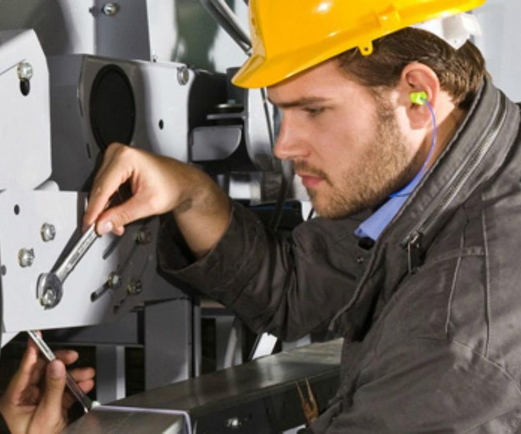 Expertos en mantenimiento industrial