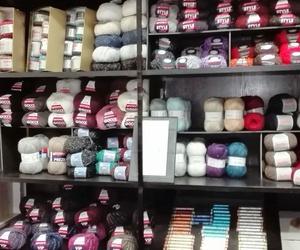 Gran variedad de lanas