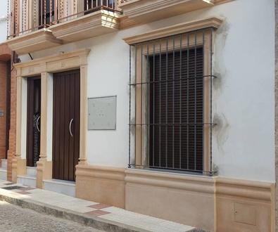 Revestimientos de fachadas Sevilla