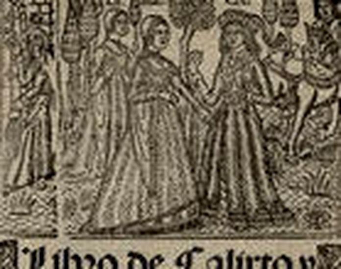 Libro de Calixto y Melibea.