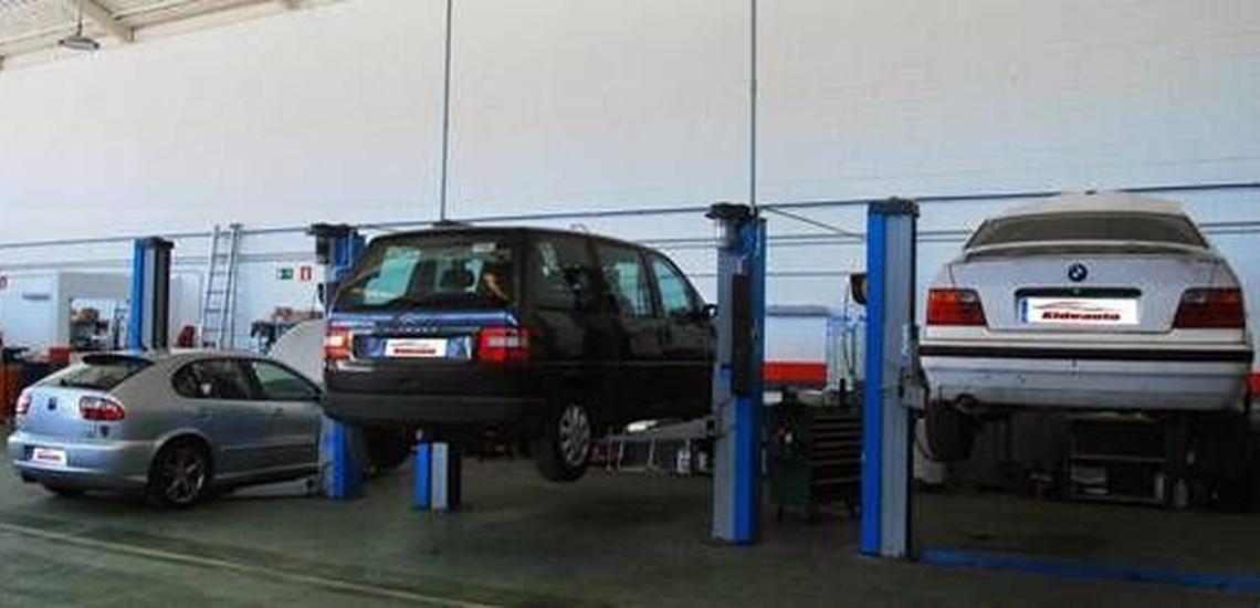 Taller con diagnosis de vehículos en Astigarraga