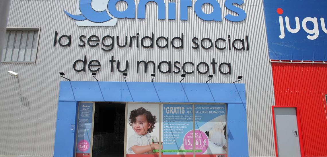 Canitas, tu clínica veterinaria en Málaga