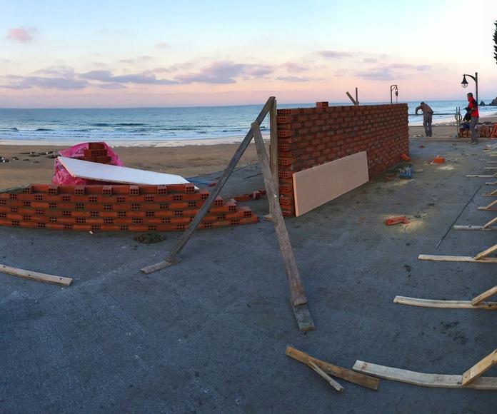 Tejados: Construcciones  de Construcciones Espiniella