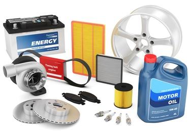 Recambios y productos para el mantenimiento del vehículo