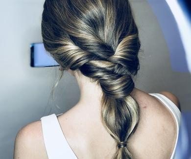 Peinados de novias por Sonia Atanes peluqueria