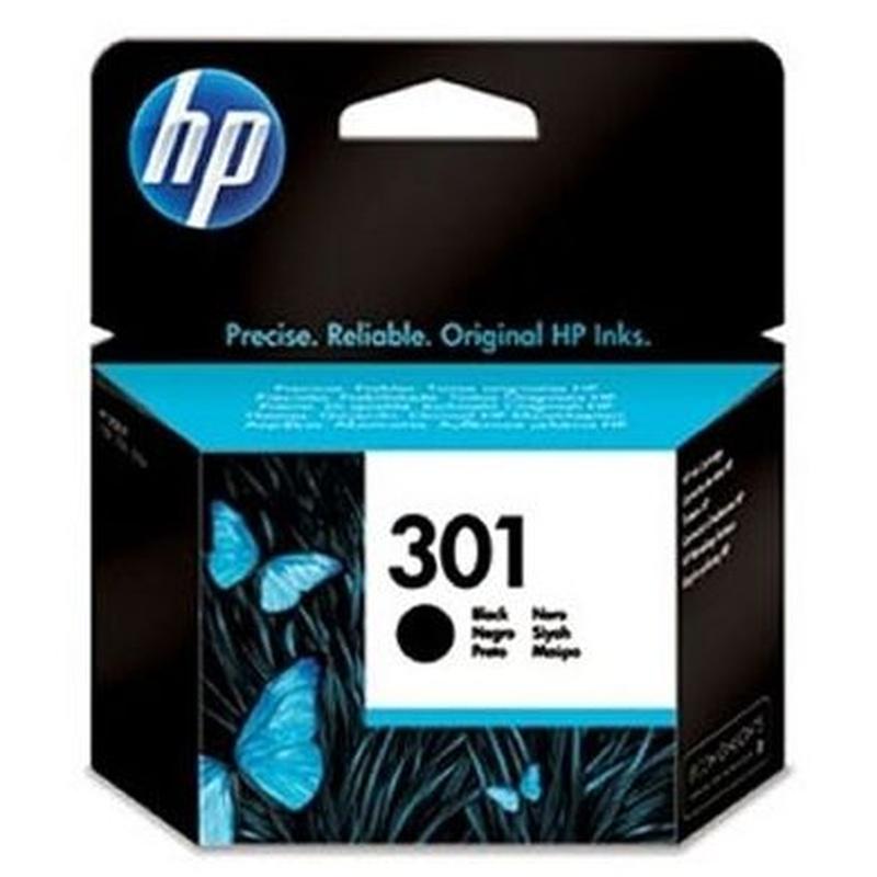 HP 301 CH561EE cartucho negro Deskjet: Productos y Servicios de Stylepc