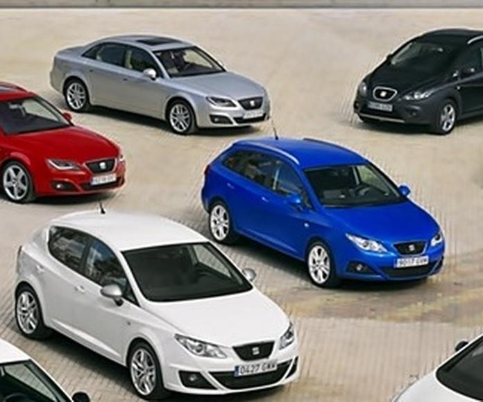 Venta de vehículos de segunda mano: Servicios de TALLERES PEDRAZA