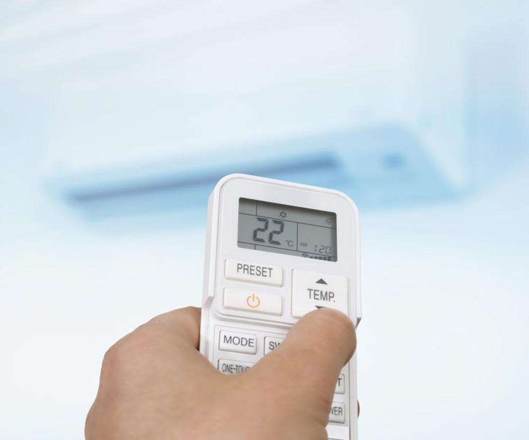¿A qué temperatura se debe poner el aire acondicionado?