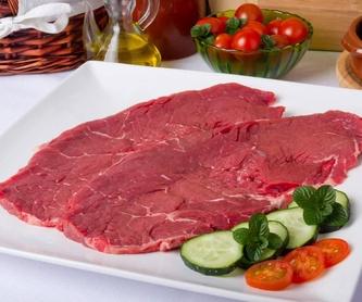 Entrecot y solomillos de vacas madurada: Productos de Alimentación La Finca