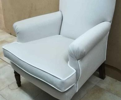 Tapizado de sillón