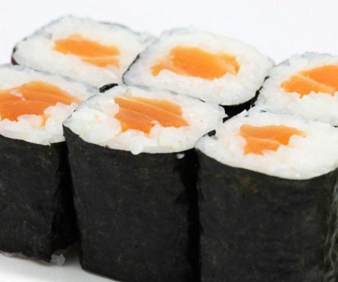 Como comer Sushi: Nuestra carta de Rocío Tapas y Sushi