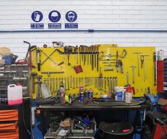 Aire acondicionado y fallos eléctricos: Nuestros servicios de SGR Competición