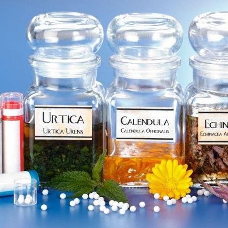 Homeopatía: Servicios de Biota Natura