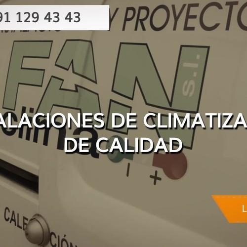 Frío industrial en Arroyomolinos | Fanclima
