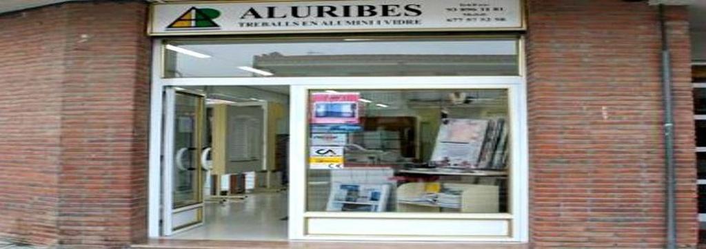 Cerramientos de terrazas en Sant Pere de Ribes