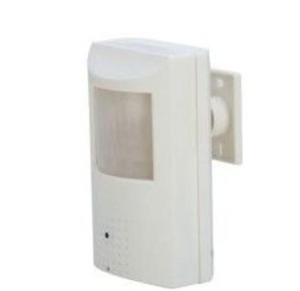 Cámara oculta en detector PIR simulado: Productos y Servicios de CCTV BURGOS