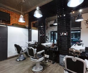 Una peluquería de caballeros en Arganzuela, Madrid, con el mejor estilista, Roberto Carrillo