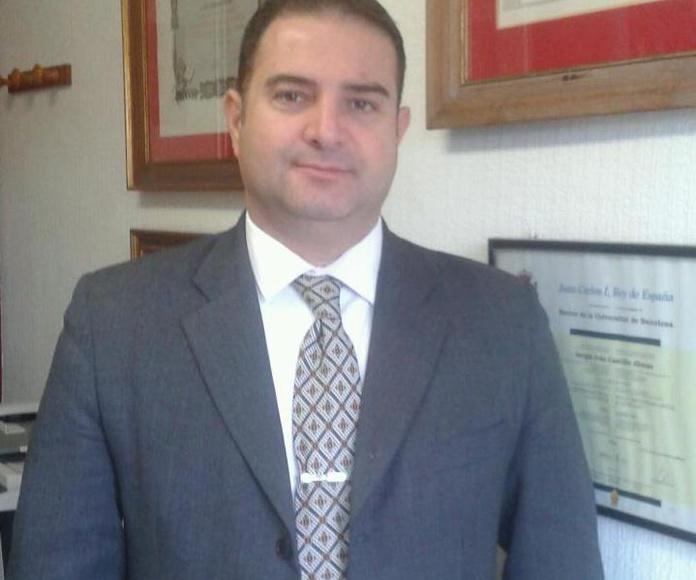 Abogado, Sergio Iván Castillo Alonso