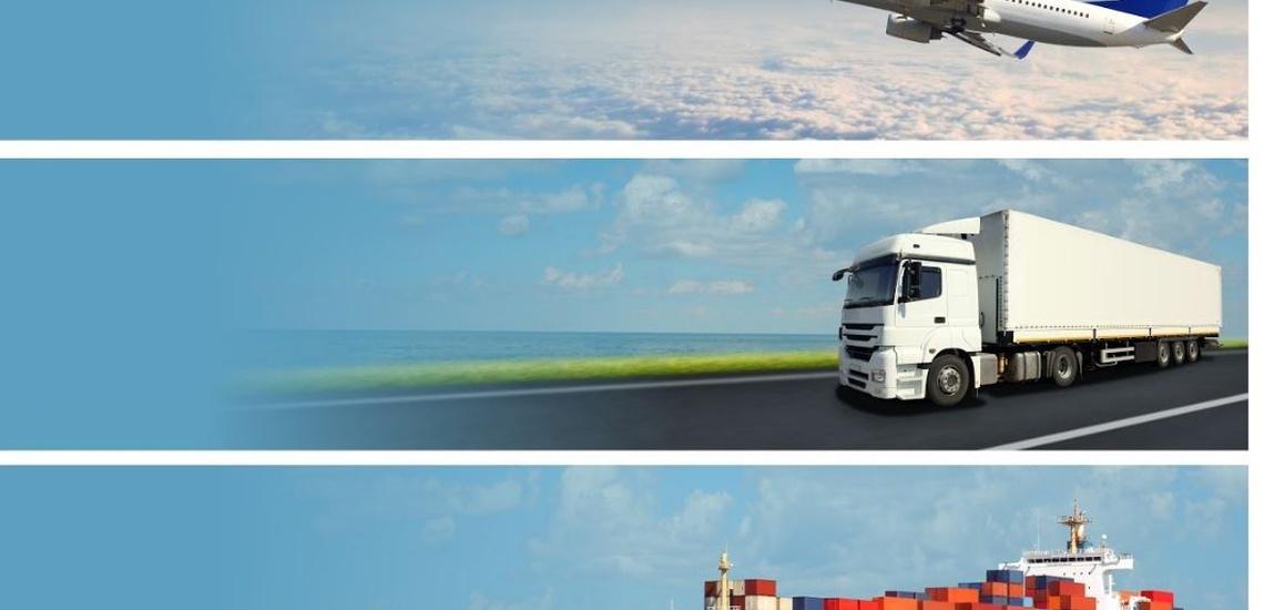 Transitarios internacionales en Algeciras por carretera, mar y aire