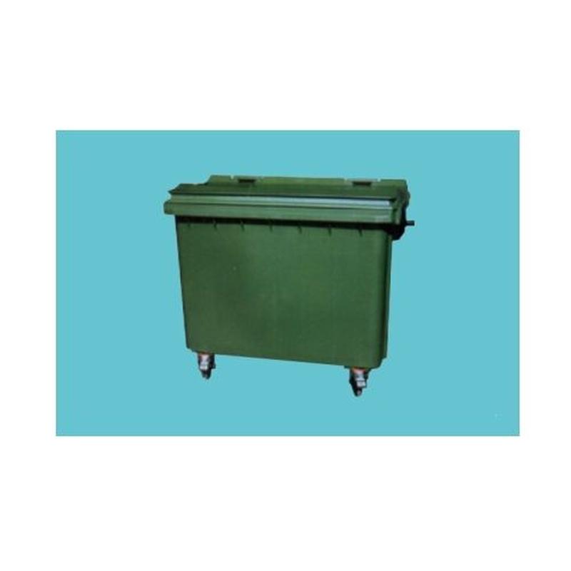 Contenedores de basura de gran capacidad