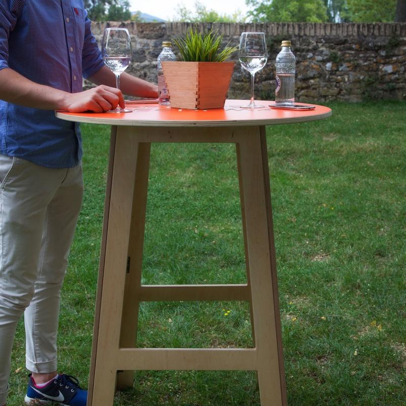 Mesa Plegable Hostelería, ideal para Terrazas: Productos de Tecdema