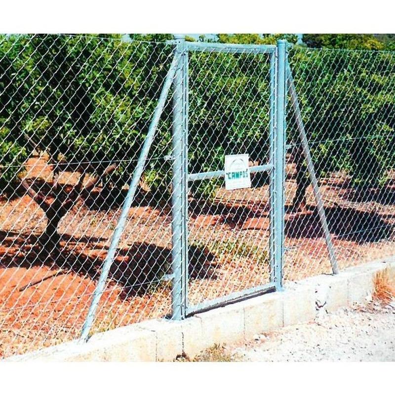 Puertas de vallado: Invernaderos de Invernaderos Campos