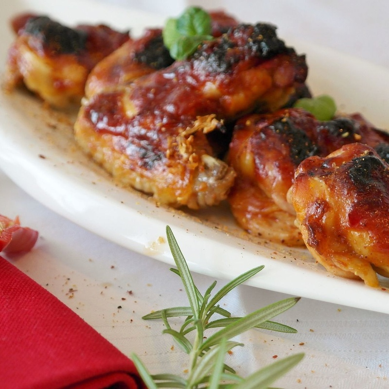 Pollo y pato: Carta de Restaurante Tsuruma