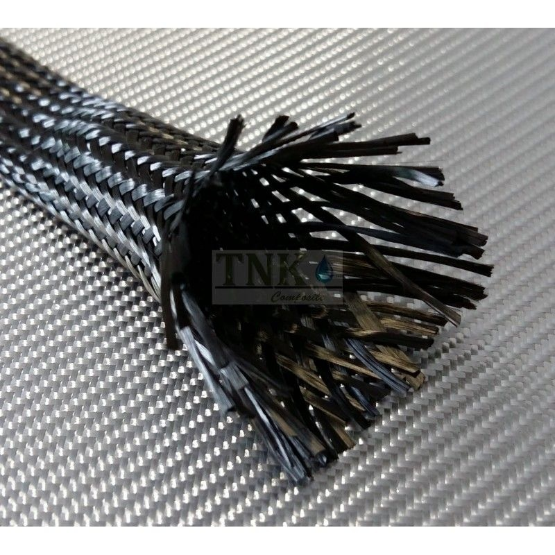 Manga de carbono y vidrio: Productos de Resinas TNK
