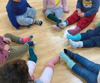 ORIENTACIÓN PSICOPEDAGÓGICA: Servicios y Actividades de Escuela Infantil Pippo