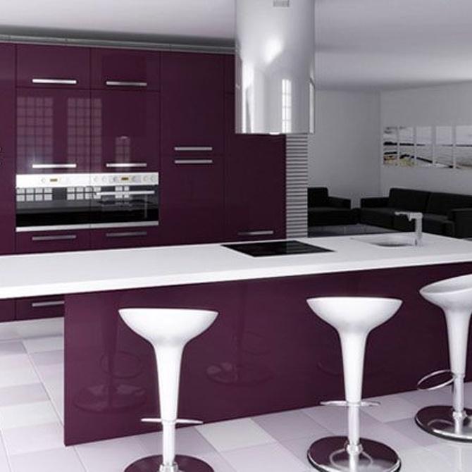 Diseño para cocinas funcionales