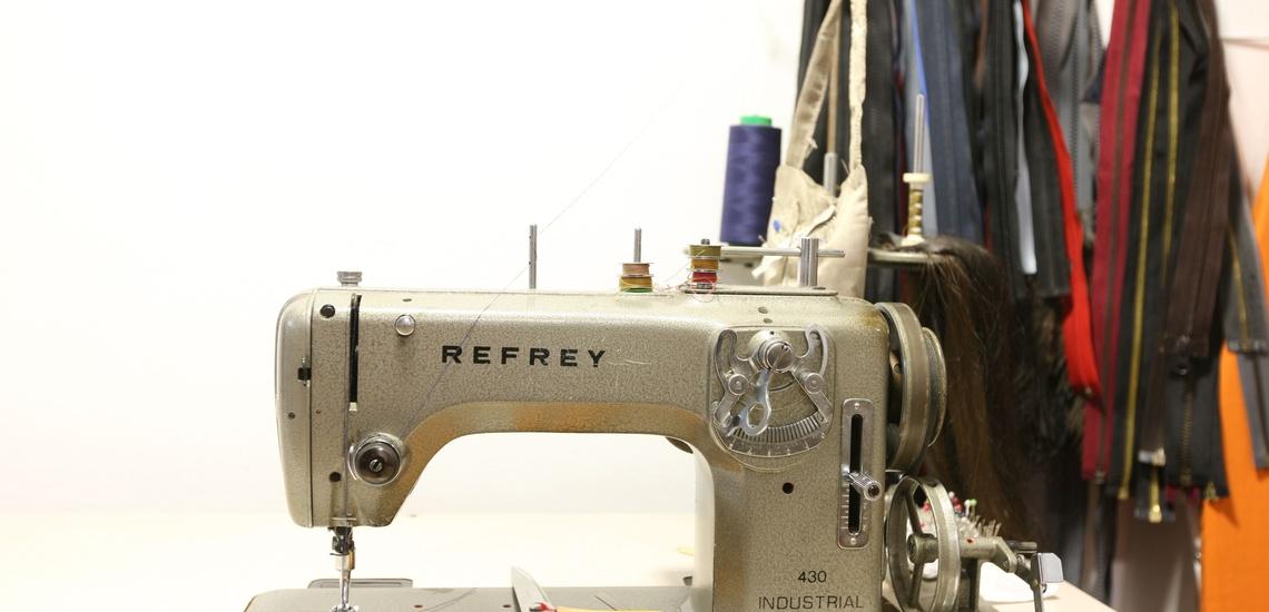Tienda de arreglo de ropa en l'Eixample (Barcelona) y diseño de prendas a medida