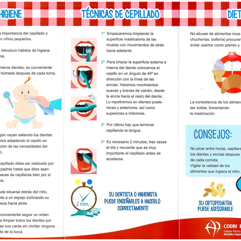 Guía Práctica de Salud Bucodental Infantil II