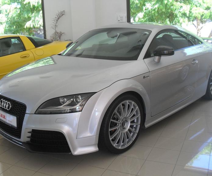 Audi TT RS: Coches de B.B.B. Automóviles