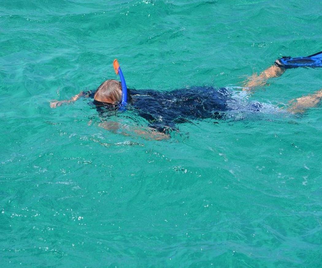 Consejos antes de practicar snorkel