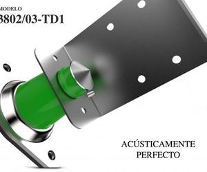 Aislador acústico Pared Mod.3802