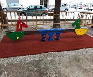 Parques infantiles en Murcia