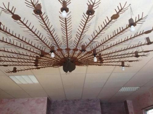 Montaje de lámpara de iluminación en Ávila