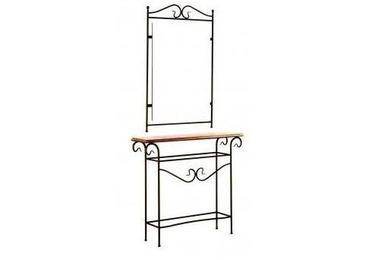 Muebles de forja: Recibidores de forja