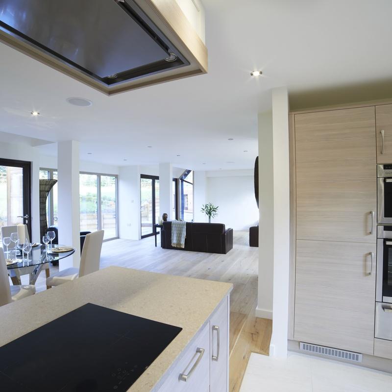 Baños y cocinas: Servicios de Construcciones David Rodríguez