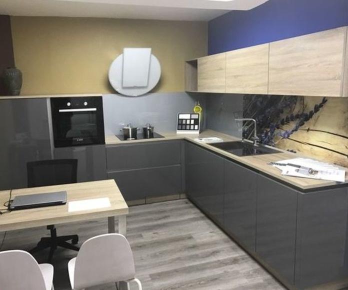 Diseño muebles de cocina Tenerife