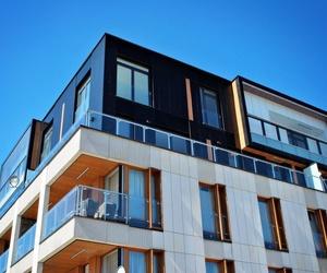 Mantenimiento exterior de edificios