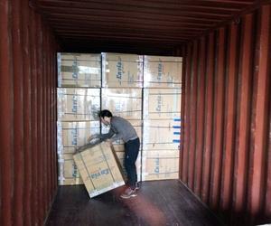 Envío de cajas de España a Paraguay